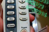 Comment réparer tout fonctionne ne pas télécommande infrarouge