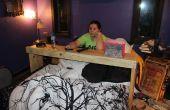 Au-dessus de la table de lit (Ikea imitation)