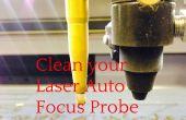 Graveur Auto Focus sonde - nettoyage au laser