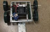 T, G, B, robot F. Comment construire notre robot génial
