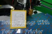 Faire votre tirage imprimante 3D