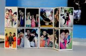 BRICOLAGE Photo Cube
