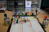 Double moteur avec Arduino à l'aide d'un Quad SN754410NE demi H-Bridge