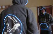 Contrôleur de fil EL Arduino (activation sonore)
