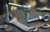 Comment desserrer ou serrer les écrous et les boulons avec la clé de la bonne taille