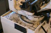Comment mélanger et couronner de scie à ruban et liquide de refroidissement scie coupe à froid