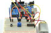 Vitesse du moteur DC de l'Arduino et direction L293D