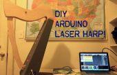 Harpe Laser Arduino