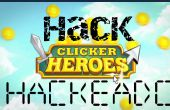 Héros de Clicker Hackear juego con Arduino