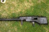 Canon de pomme de terre de combustion / fusil