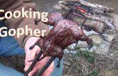 La peau et Gopher Cook