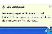 Rapide et facile d'espace disque portable illimité