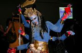 Déesse Kali Costume 6