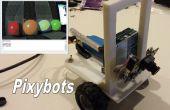 Couleur Pixybot suivi des Robots