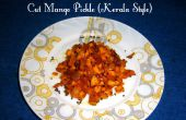 Couper Mango Pickle (Style Kerala)