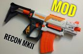 Module de nerf Recon MKII Modification Guide