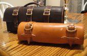 Valise de cuir pour tous vos besoins de stockage !