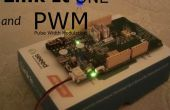 LinkIt One et PWM (Pulse Width Modulation)