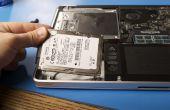 """Installation de SSD (Solid State Drive) dans votre MacBook Pro 13"""" ou 15"""" unibody"""