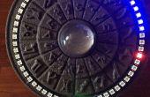 Stargate inspiré horloge imprimés 3D Arduino NeoPixel