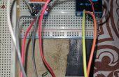 Éthylotest avec lcd OLED et détecteur de gaz MQ3