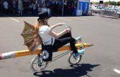 Comment un vélo est plus rapide qu'une voiture