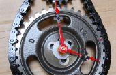 Gear et chaîne d'horloge de synchronisation - presque gratuit !