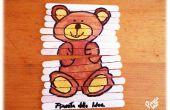 Comment dessiner des ours en peluche étape par étape !