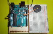 Programmer une Simple mélodie sur un Arduino Uno