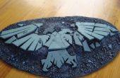Terrain de Warhammer 40K: Cracked Aquila