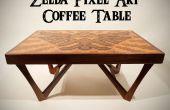 Zelda Pixel Art Café Table