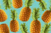 Puddings ananas