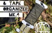 MP #14 : Plein air Paracord & bande organisateur MK IV