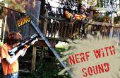 NERF Blaster avec Sound FX
