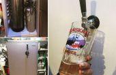 Le Keg-O-Rator : Une réutilisation adaptée d'un Mini réfrigérateur dans un Kegerator