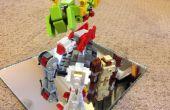 Micro Lego Pokemon équipe 1