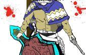 Comment couleur numériquement votre personnage de manga, anime ou bande dessinée