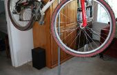 BRICOLAGE, Stand de réparation vélo