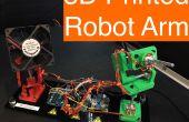 3D imprimés Motion Replicator & bras Robot enregistreur pour les chaudes journées d'été