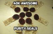 40 k sceau de pureté génial !