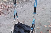 Le swing de sac à dos