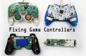 Difficulté de n'importe quel contrôleur de jeux vidéo