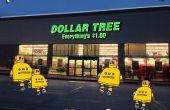 Navagating un magasin à un Dollar pour Instructables Hacks !