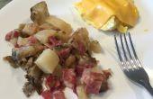 Pommes de terre Bacon