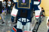 Comment faire un Transformers Decepticons : Costume « Soundwave »