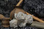 La main Vintage Rose