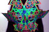 Cuir & Glow : Découpe paver masque