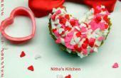 Petits gâteaux sans oeufs Valentine