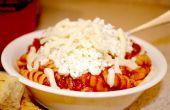 Mijoteuse soupe lasagne Pot
