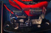 Ventilateur moteur résistance thermique fusible remplacement